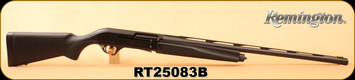 "Consign - Remington - 12Ga/3.5""/28"" - Versa Max - Semi-Auto - Black Synthetic/Black Oxide Finish, Mfg# 81045 - New in box - Unfired"