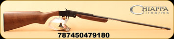 "Chiappa - 9mmFlobert - Model 92 RC Little Badger Deluxe Shotgun - Wd/Blued, 25""Barrel, Break-Action - We have ammo available!"