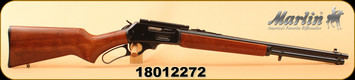 "Consign - Marlin - 30-30Win - Glenfield Model 30A - Lever Action - Wd/Blued, 20""Barrel, rail"