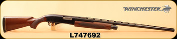 "Consign - Winchester - 12Ga/2.75""/30"" - Model 1200 - Pump Action - Checkered Walnut/Blued, Full"