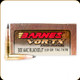 Barnes - 300 AAC Blackout - 110 Gr - Vor-TX - TAC-TX Flat Base - 20ct - 21548
