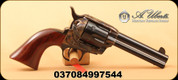 "Uberti - 45LC - 1873 Cattleman II - Steel Revolver - Retractable Firing Pin - 1pc Walnut/Case Hardened Frame/Blued, 4.75""Barrel, Mfg# 356700"