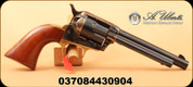 "Uberti - 22LR - 1873 Stallion - Revolver - 1pc Walnut/Case Hardened Frame/Brass Backstrap & Trigger Guard/Blued, 5.5""Barrel, Mfg# 343090"