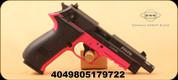"GSG - 22LR - Firefly - Single Action - Semi-Auto - Pink, 4.7""Barrel"