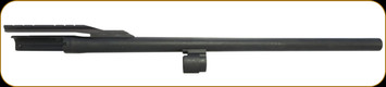 "Remington - Slug Barrel - Remington 11-87 - Special Purpose 12 Ga 3"" 21"" Rifled Cantilever Mount - Matte"