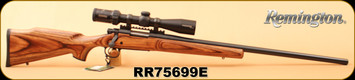 "Consign - Remington - 22-250Rem - Model 700 VLS - Laminate/Blued, 26"" Heavy Varmint Barrel, c/w Picatinny Rail, Steiner Predator Xtreme, 2-10x40, Steiner Plex S-1 Reticle - New w/o Box"