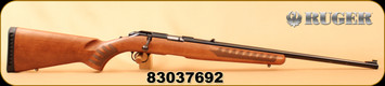 "Consign - Ruger - 22LR - American Rimfire - Walnut/Gloss Blued, 22"" Barrel, 10 shot rotary magazine - Very Low Rounds"