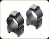 "Nikon - S-Series - 1"" - Low Scope Rings - Steel Matte - 16155"