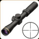 Leupold - VX-Freedom - Scout - 1.5-4x28mm - SFP - Duplex Ret - Matte Black - 175074