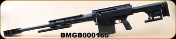 "Consign - Bushmaster - 50BMG - Model BA50 - Magpul PRS Stock/30"" Lothar Walther free-floating barrel, 1:15"" twist, Steel bipod w/folding legs, includes (2) 10 round magazines - Storm Hard Case - Ammo & Reloading dies available from owner"