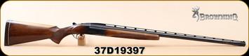 "Consign - Browning - 12Ga/2.75""/32"" - BT99 - Walnut/Blued - Full choke"