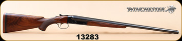 "Consign - Winchester - 16Ga/2.75""/26"" - Model 21 - Walnut/Blued, Choked, M, F, Single Trigger Ejector, Made in 1938"