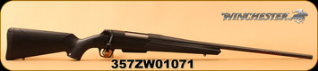 "Consign - Winchester - 270Win - XPR - Bolt Action Rifle - Black Synthetic Stock/Black Perma-Cote Finish, 24"" Barrel, 3 Rounds, c/w spare magazine, rings & bases - New in box - Unfired"
