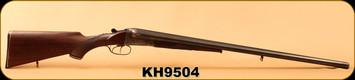 "Consign - Baikal - 12Ga/29"" - Model IZH-54 - SxS - Wd/Blued, Double Trigger"