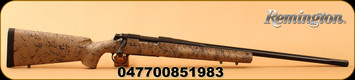 "Remington - 6.5Creedmoor - Model 700 5R Gen 2 - Bolt Action Rifle - H-S Precision Stock/Black Cerakote Finish, 24"" Fluted Stainless Steel, Threaded Barrel, 4 Rounds"