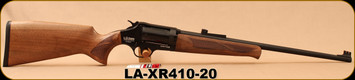 "Lazer - XR410 - 410Ga - 3"" - 20"" Barrel"