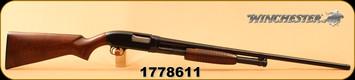"Consign - Winchester - 16Ga/2.75""/28"" - Model 12 - Pump Action - Wd/Bl, Mod. Choke"