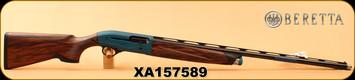 "Consign - Beretta - 12Ga/3""/30"" - A400 Xcel Sporting - Walnut/Blue Receiver/Blued Barrel, Micro-Core buttpad, Optimabore HP choke tubes - New in case"