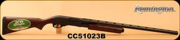 "Consign - Remington - 12Ga/3""/28"" - Model 870 Express - Pump Action - Hardwood/Blued, 4 Round Capacity, Single Bead Sight, Mfg# 25568 - New in box"