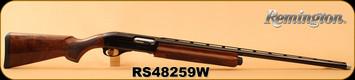"Consign - Remington - 12Ga/2.75""/28"" - Model 1100 Sporting - Semi-Auto - Gloss Walnut/Blued, 4 Round Capacity, Vent Rib Barrel, Mfg# 25315 - New in box"