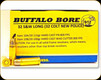 Buffalo Bore - 32 S&W Long (32 Colt New Police) - 115 Gr - Hard Cast Flat Nose - 20ct - 10A