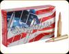 Hornady - 300 Win Mag - 180 Gr - American Whitetail - Interlock Spire Point - 20ct - 82044