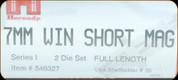 Hornady - Full Length Dies - 7mm Win Short Mag- 546327