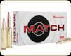 Hornady - 6mm Creedmoor - 108 Gr - Match - ELD Match - 20ct - 81391