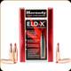 Hornady - 6mm - 103 Gr - ELD-X - BT - 100ct - 24550