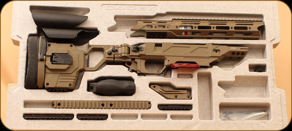 Cadex - Lite Strike - Remington 700 - Long Action - 338