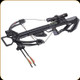 Center Point Crossbows - Tormentor 370 - Compound Crossbow Package- Black - AXCT185BK