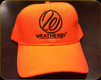 Weatherby - Blaze Orange Cap