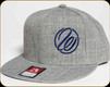 Weatherby Spike Cap- Heather Grey