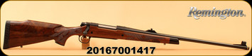 """Remington - 7mmRemMag - Model 700 BDL - 200th Anniversary Limited Edition -  Engraved Walnut Stock/Blued, 24"""" Barrel, 4 Rounds, Mfg# 84042, S/N 20167001417 -  Includes a commemorative bicentennial display box"""