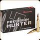 Hornady - 7mm Rem Mag - 162 Gr - Precision Hunter - ELD-X BT - 20ct - 80636