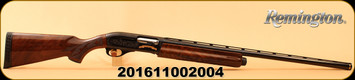 "Remington - 12Ga/2.75""/28"" - Model 1100 200th Anniversary Limited Edition - Semi Automatic - Walnut Stock/Blued, 4 Rounds, Mfg# 82910, S/N 201611002004"