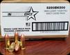 CCI - 9mm - 115 Gr - Independence - Full Metal Jacket - 500ct Bulk Pack - 5250BK500