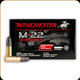 Winchester - 22 LR - 45 Gr - M-22 Subsonic - LRN - 800ct - S22LRTSU8