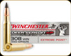 Winchester - 308 Win - 150 Gr - Deer Season XP - Extreme Point - 20ct - X308DS