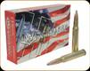 Hornady - 30-06 Sprg - 180 Gr - American Whitetail - InterLock Soft Point - 20ct - 81084
