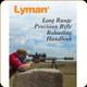Lyman - Long Range Precision Rifle Reloading Handbook - 9816060