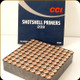 CCI - Shotshell Primers - No. 209 - 100ct - 0008