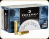 Federal - 22 Cal LR - 25 Gr - Bird Shot - No. 12 Lead Shot - 50ct - 716