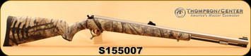 "Consign - Thompson Center - 50Cal Muzzleloader - Omega - Dream Season - All-weather Mossy Oak Treestand camo stock/Stainless, 26""Barrel"