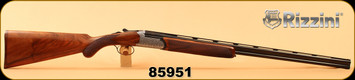 """Used - Rizzini - 410Mag/3""""/28"""" - Round Body - Small - Select Walnut Prince of Wales pistol grip stock/Coin Finished round box lock/Hand-finished engraving - Only 50 rounds - In original hard case w/factory chokes & parts"""