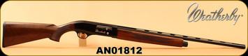 "Consign - Weatherby - 28Ga/2.75""/26"" - SA-08 - Semi-Auto - Walnut/Blued, includes chokes, wrench & piston"