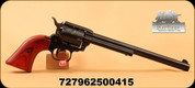 "Heritage - 22LR/22WMR - Rough Rider Revolver - Cocobolo Grips/Blue Finish, 9"" Barrel, 6 Rounds, Mfg# RR22MB9"