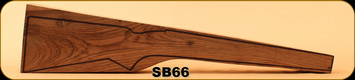Stock Blank - Rifle Stock - Grade 2 New Zealand Walnut - 6 - SB66