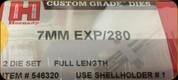 Hornady - Full Length Dies - 7mm Expo/280 - 546320
