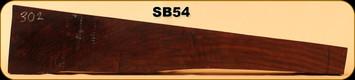 Stock Blank - Rifle Stock - Turkish Walnut - 302 - SB54